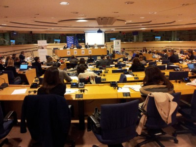Conference at the European Parliament about Pharma Pollution
