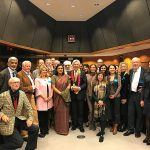 Particitpants of the first Ayurveda day in the European Parliament